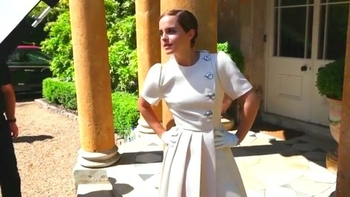 emma-watson-and-prada-fall-2011-rtw-white-button-dress-gallery