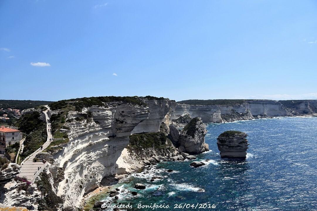 Le grain de sable Bonifacio (4) Corse