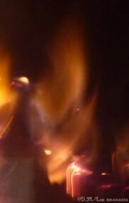 Les émanants : Le feu nous parle...