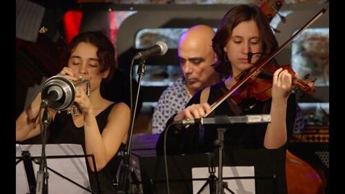 ALBA ARMENGOU SANT ANDREU JAZZ BAND - Triste (A.C. Jobim) (Bossa nova)