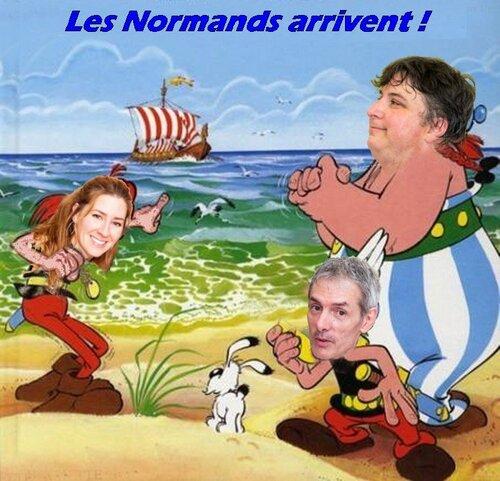 Échanges Québec / Normandie (1)