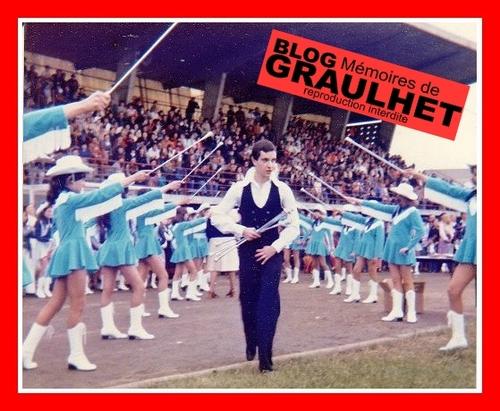 - FREZOULS : Majorettes Graulhétoises