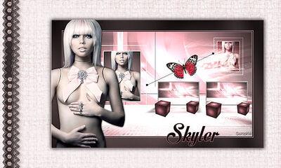 *** Skyler ***
