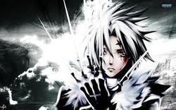 le premier mangas est ............... d-gray-man :) tadam