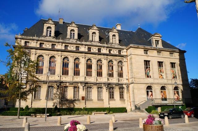 Troyes: le Musée Saint Loup