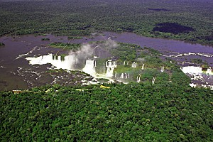 iguacu vu du ciel