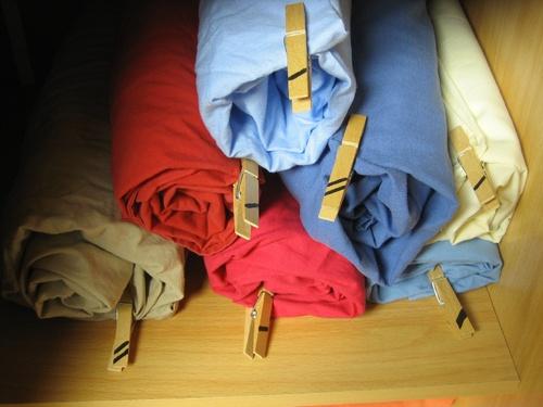 reconnaitre les draps housses