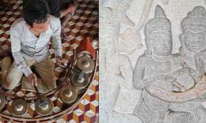 Univers sonore d'Angkor