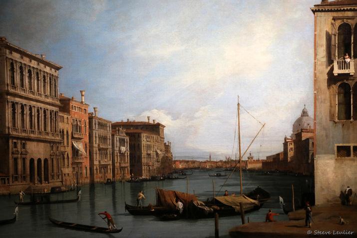 Venise au Grand Palais, Canaletto