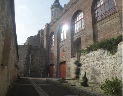DREUX - la Chapelle Royale St-Louis