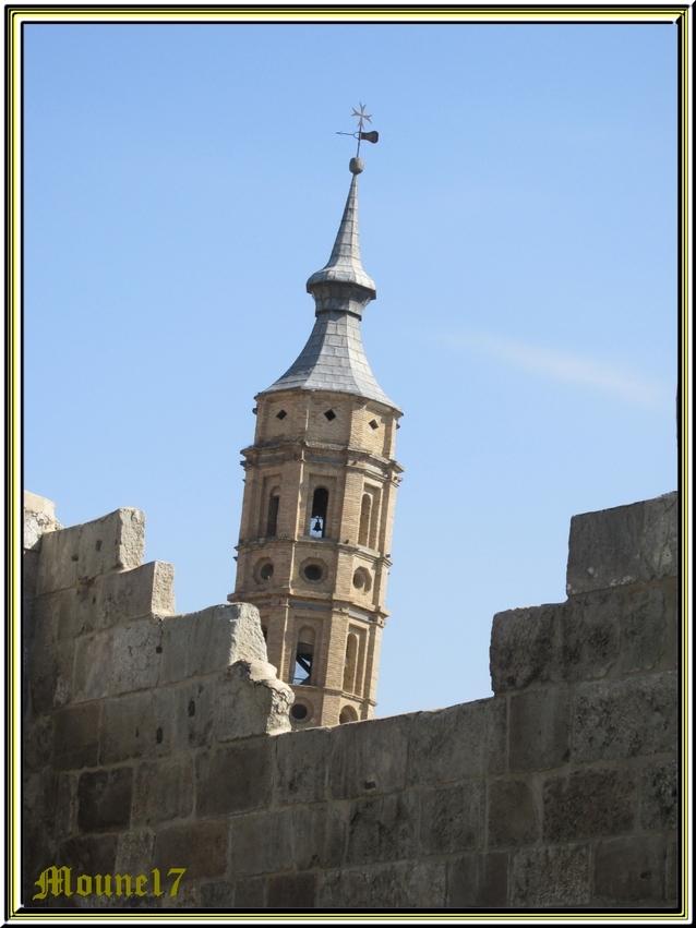 Balade dans Saragosse
