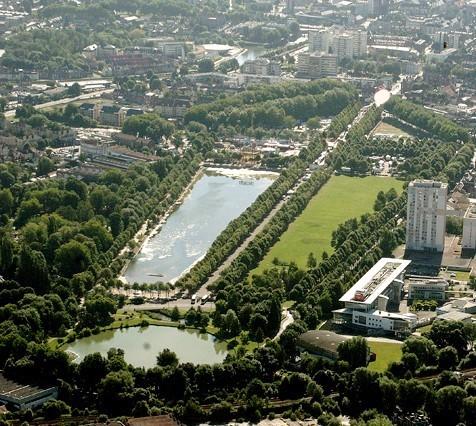 Amiens, ville verte ?