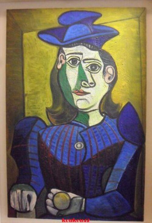 Echappée belle Parisienne. Le musée Picasso.