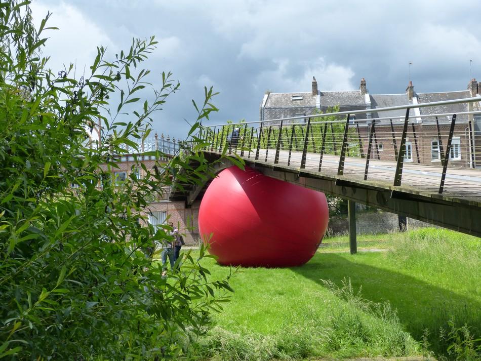 Quatrième cachette de la Red'Ball