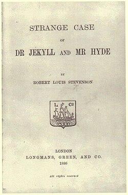 Image illustrative de l'article L'Étrange Cas du docteur Jekyll et de M. Hyde