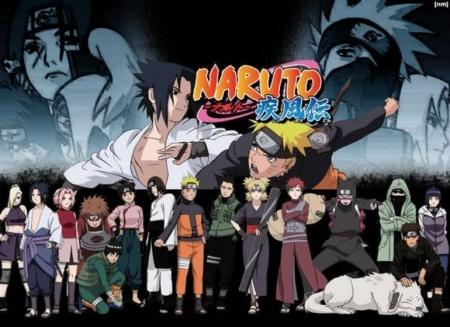 Naruto Shippuden Saison 1