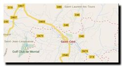 Un clic pour vous rendre sur google maps