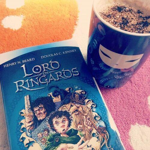 Un cappuccino pour survivre à une lecture décevante...