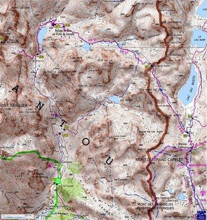 Parco Naturale delle Alpi Marittime, en deux actes