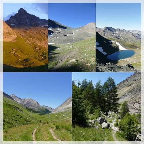 Virade dans les Vallées Piémontaises... (2017)