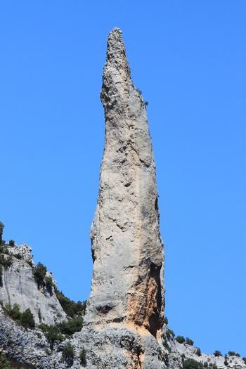 RODELLAR - CANYON DU MASCUN - ARAGON