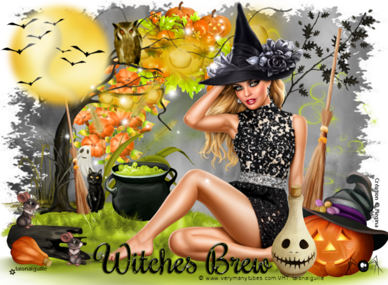 *** Witches Brew ***