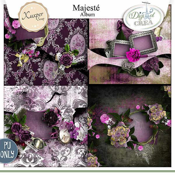 Majesté by Xuxper Designs