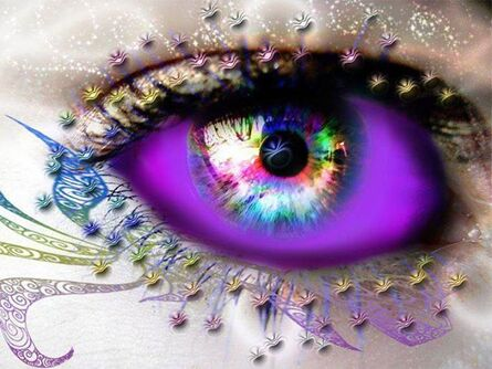 Les yeux sont le reflet de l'âme