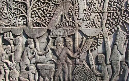 Patrimoine mondial de l'Unesco : Angkor - Cambodge - 2ème partie