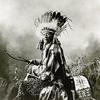 Iron Hawk. Oglala Lakota. 1900. Photo by Heyn & Matzen. Source - National Anthropological Archives.