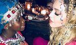 L'anniversaire de Madonna à Marrakech : les photos