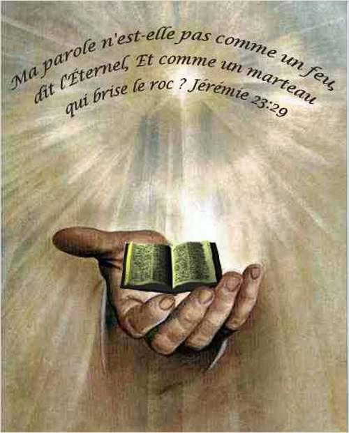 La pensée du jour : Apprenez à discerner la voix de Dieu