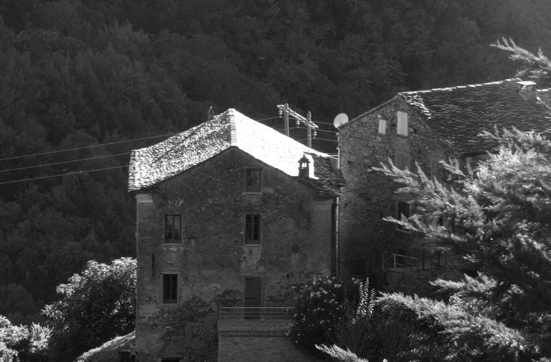 Balade en N&B en Corse #181009