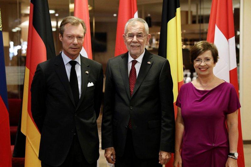 16e réunion informelle des Chefs d'Etat des pays germanophones