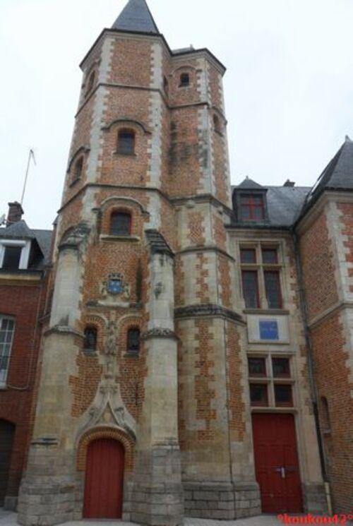 Echappée belle Amienoise. La ville (4).