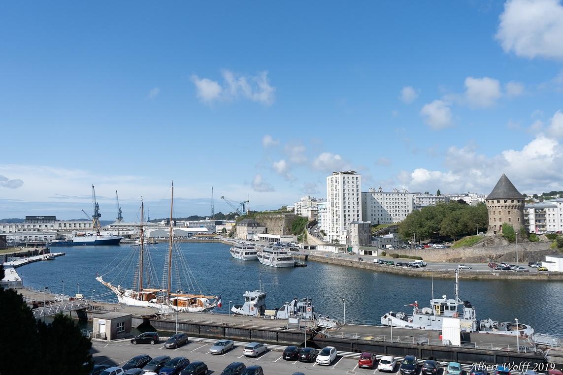 Finistère 2019 : Vous reprendrez bien un peu de port?