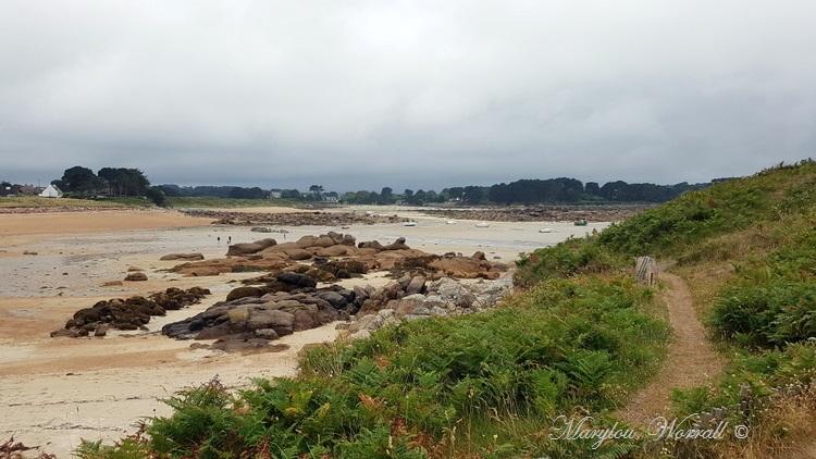 Bretagne : Pointe de Ploumanac'h 2/3