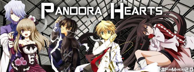 Pandora Hearts VOSTFR