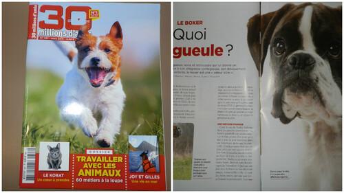 "Box# Woufbox "" Tous à la ferme ! "" Mars 2015"