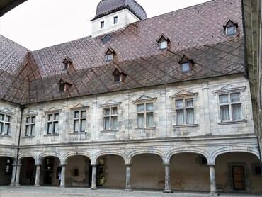 DRC - Besançon - Palais Granvelle - Musée du Temps