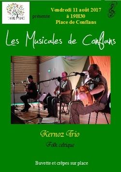 Les Musicales de Conflans 2017