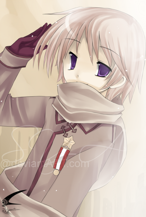 Axis Power Hetalia