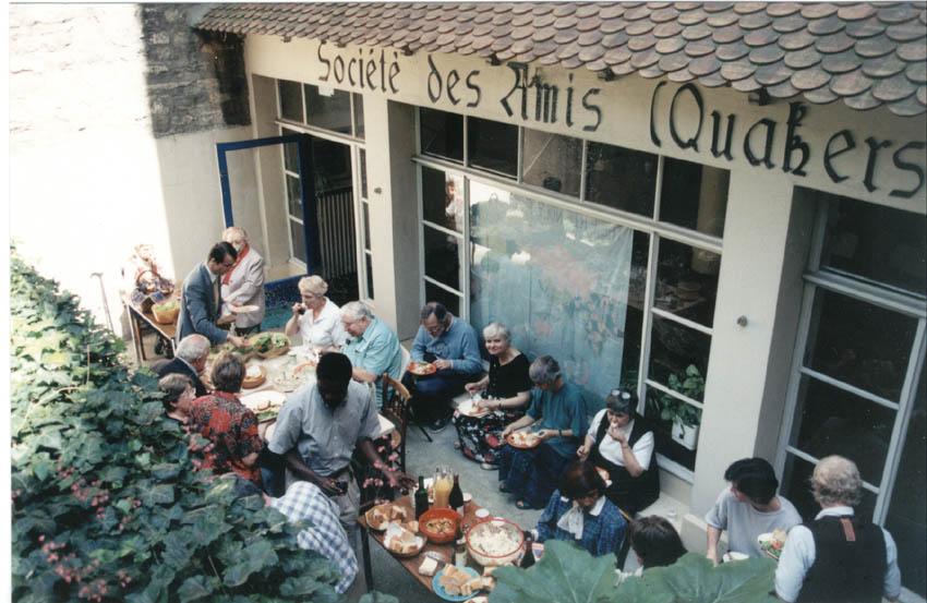 Historique de Quaker International Groupe de Paris