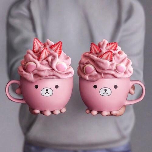 Deux tasses gourmandes 2