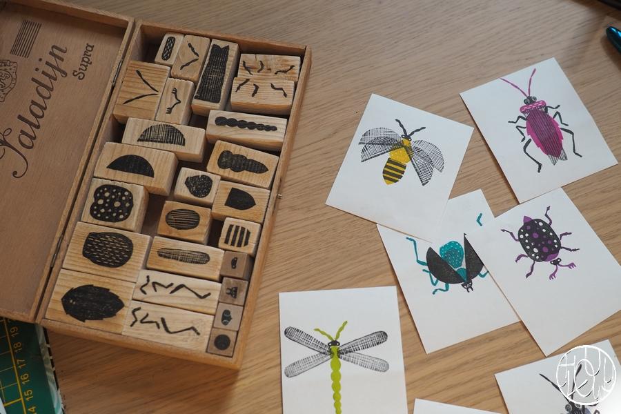 Fête du printemps 2021 sur le thème des insectes