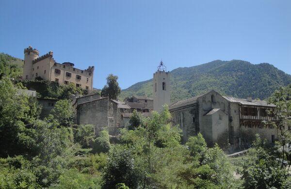 * NYER Le hameau abandonné d'En
