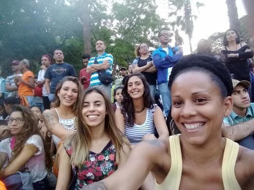fiesta Caracas