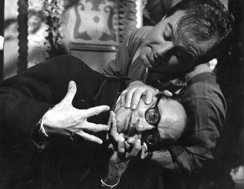 L'Ogre d'Athènes de Nikos Koundouros * Ο Δράκος (1956) - film video