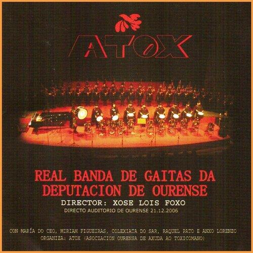 Real Banda de Gaitas da Deputacion de Ourense - Muiñeira de Atox Ourense