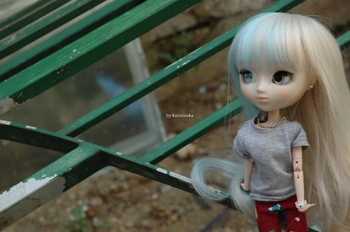 Alice , première pullip